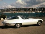 Chevrolet Corvair Testudo Concept Car 1963 pictures