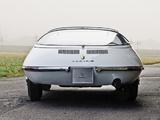 Chevrolet Corvair Testudo Concept Car 1963 wallpapers