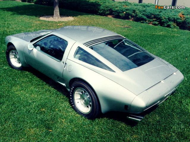Chevrolet XP 897 Concept Car 1973 photos (640 x 480)