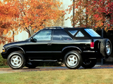 Chevrolet Blazer ZR2 Shark Edition Convertible Concept 1999 images
