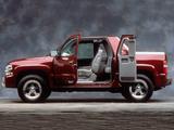 Chevrolet K5 Concept 2001 photos