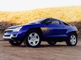 Chevrolet Borrego Concept 2001 photos