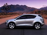Chevrolet Journey Concept 2002 images