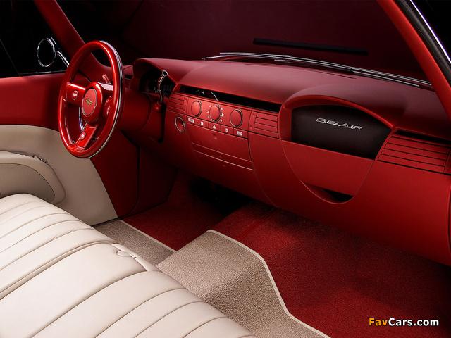 Chevrolet Bel Air Concept 2002 pictures (640 x 480)