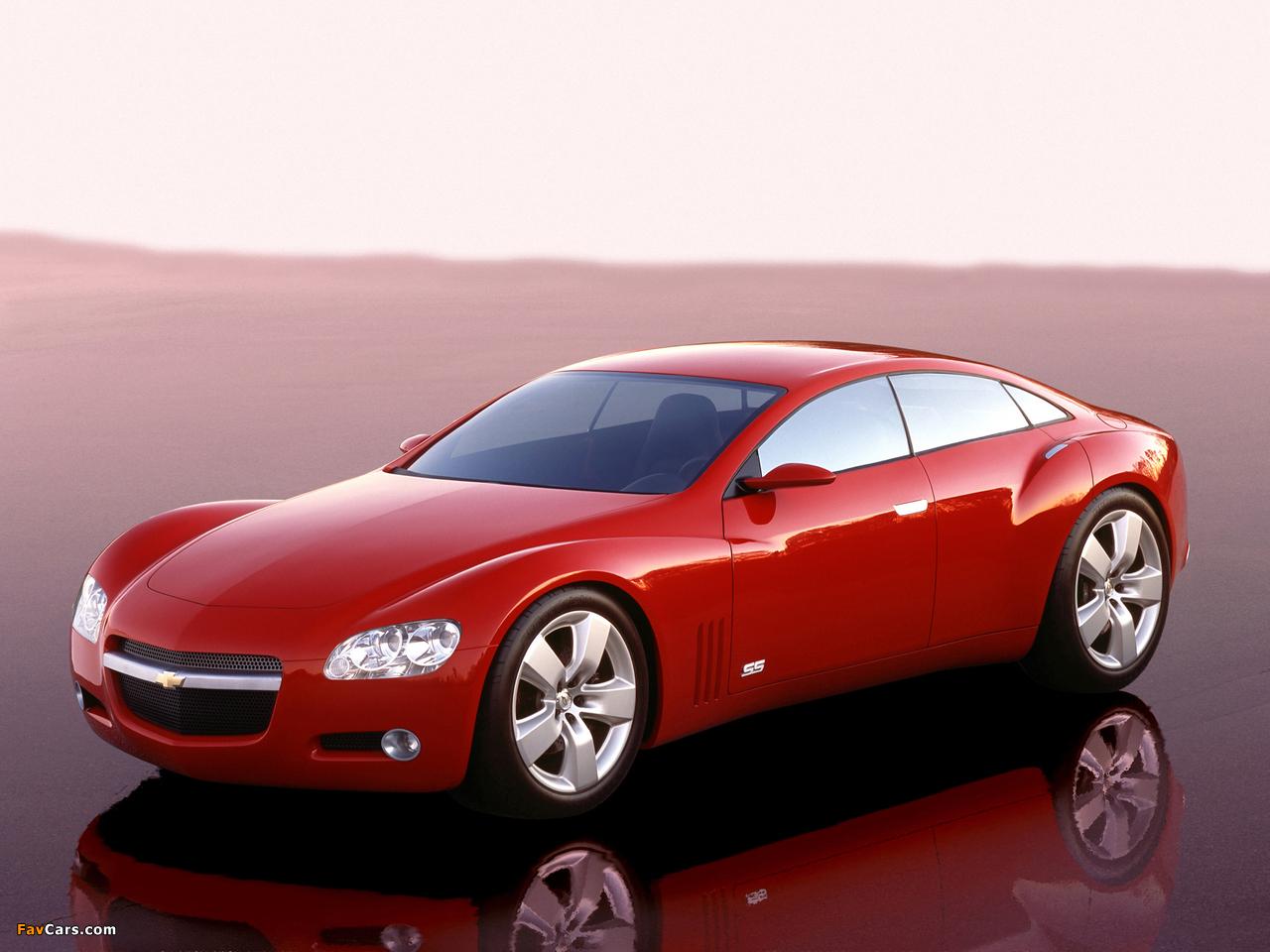 Chevrolet SS Concept 2003 photos (1280 x 960)
