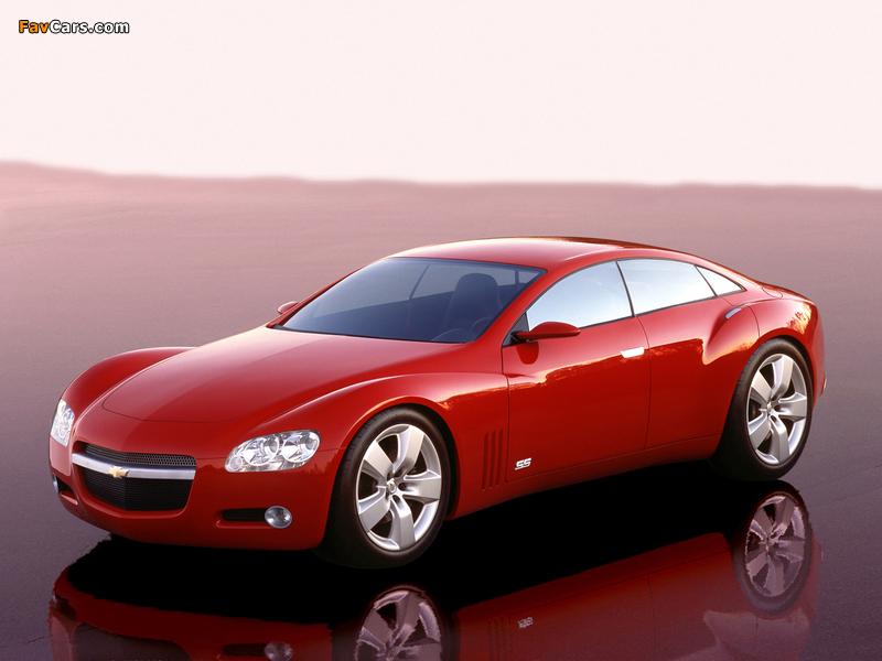 Chevrolet SS Concept 2003 photos (800 x 600)