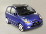 Chevrolet M3X Concept 2004 images