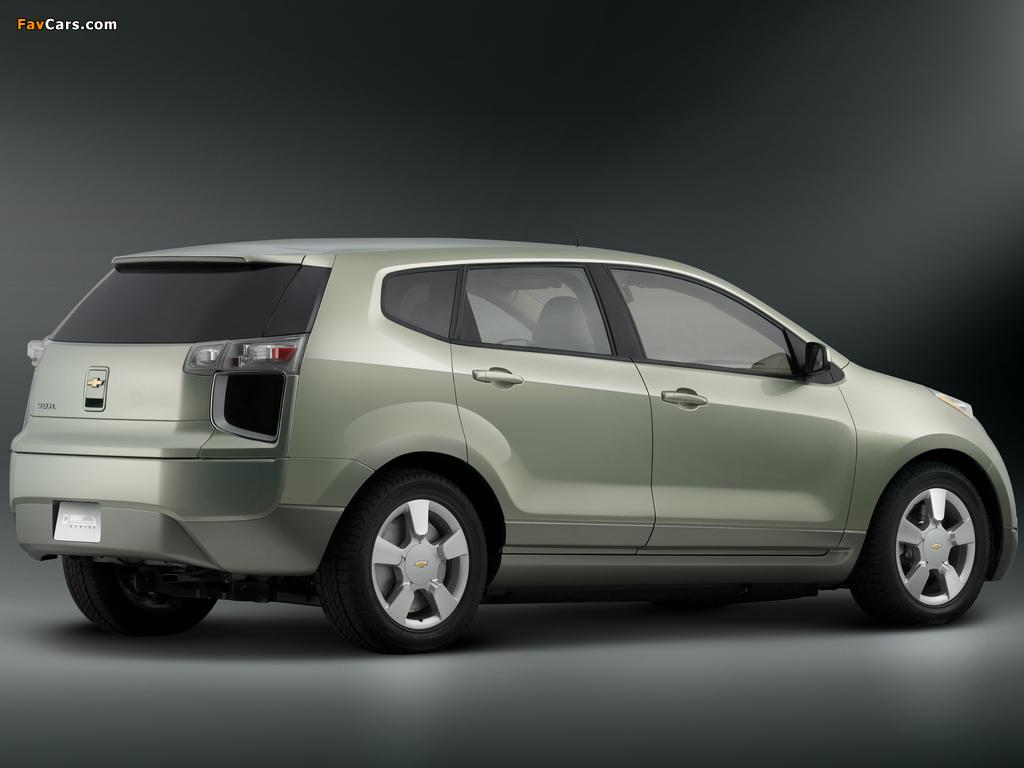 Chevrolet Sequel Concept 2006 pictures (1024 x 768)