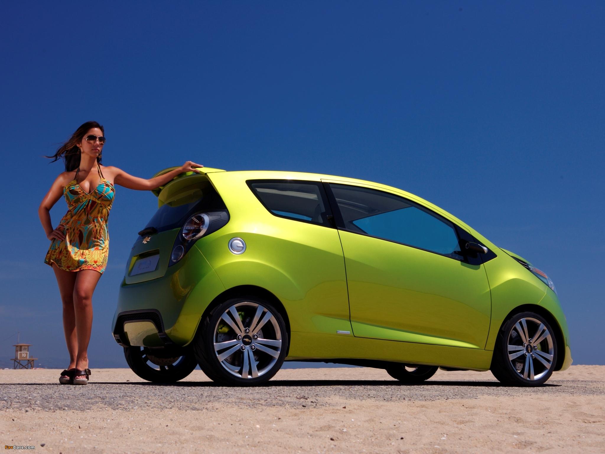 Chevrolet Beat Concept 2007 images (2048 x 1536)