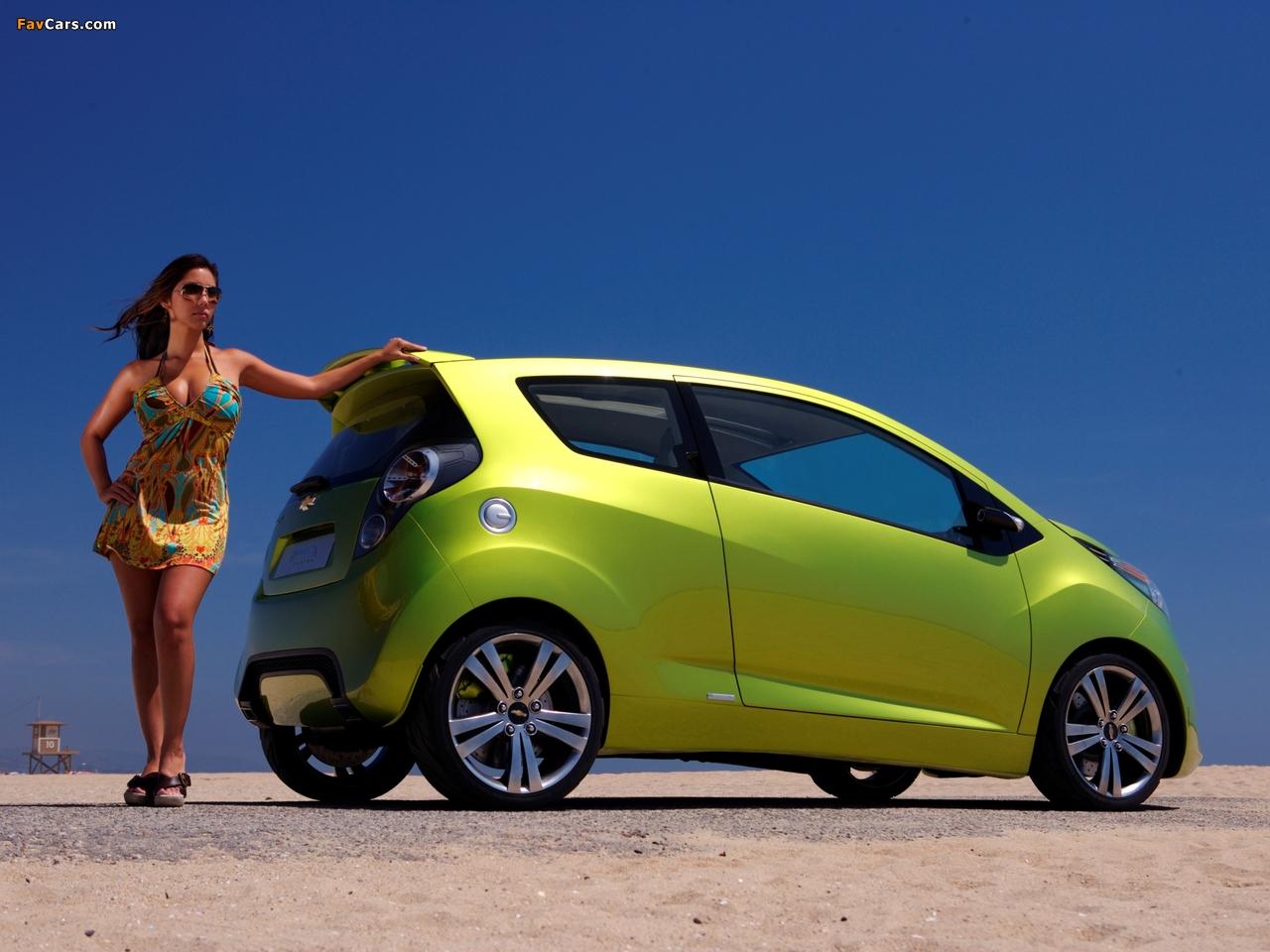 Chevrolet Beat Concept 2007 images (1280 x 960)