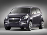 Chevrolet Groove Concept 2007 images