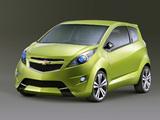 Chevrolet Beat Concept 2007 photos