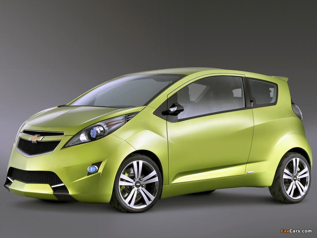 Chevrolet Beat Concept 2007 pictures (1024 x 768)