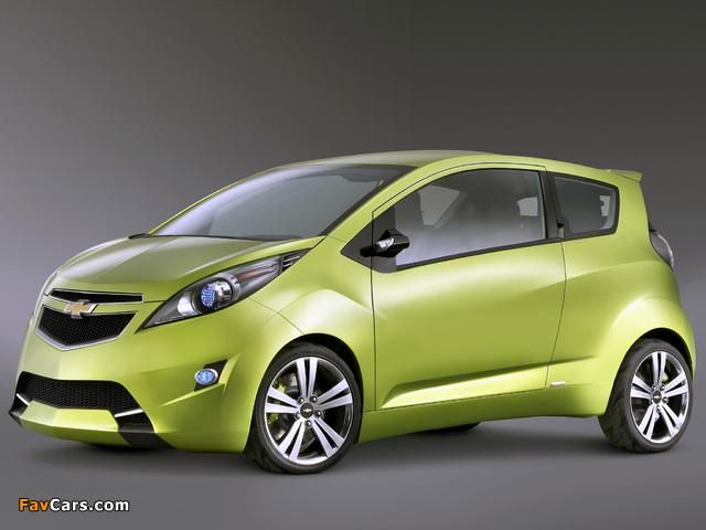 Chevrolet Beat Concept 2007 pictures (640 x 480)