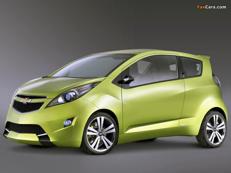 Chevrolet Beat Concept 2007 pictures (800 x 600)