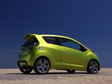 Chevrolet Beat Concept 2007 wallpapers