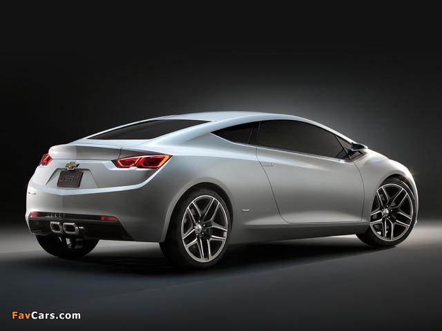 Chevrolet Tru 140S Concept 2012 images (640 x 480)