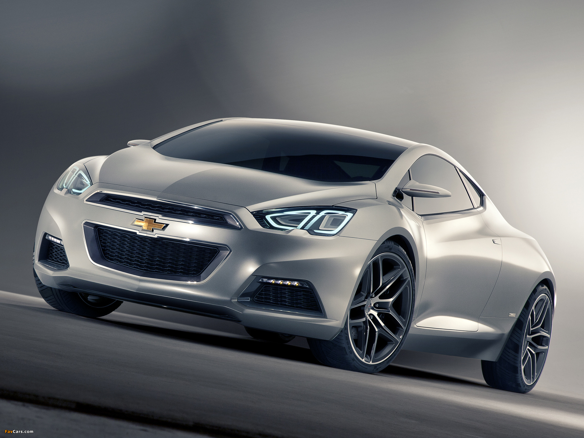 Chevrolet Tru 140S Concept 2012 pictures (2048 x 1536)