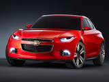 Chevrolet Code 130R Concept 2012 wallpapers