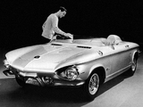 Images of Chevrolet Corvair Super Spyder Concept Car 1962