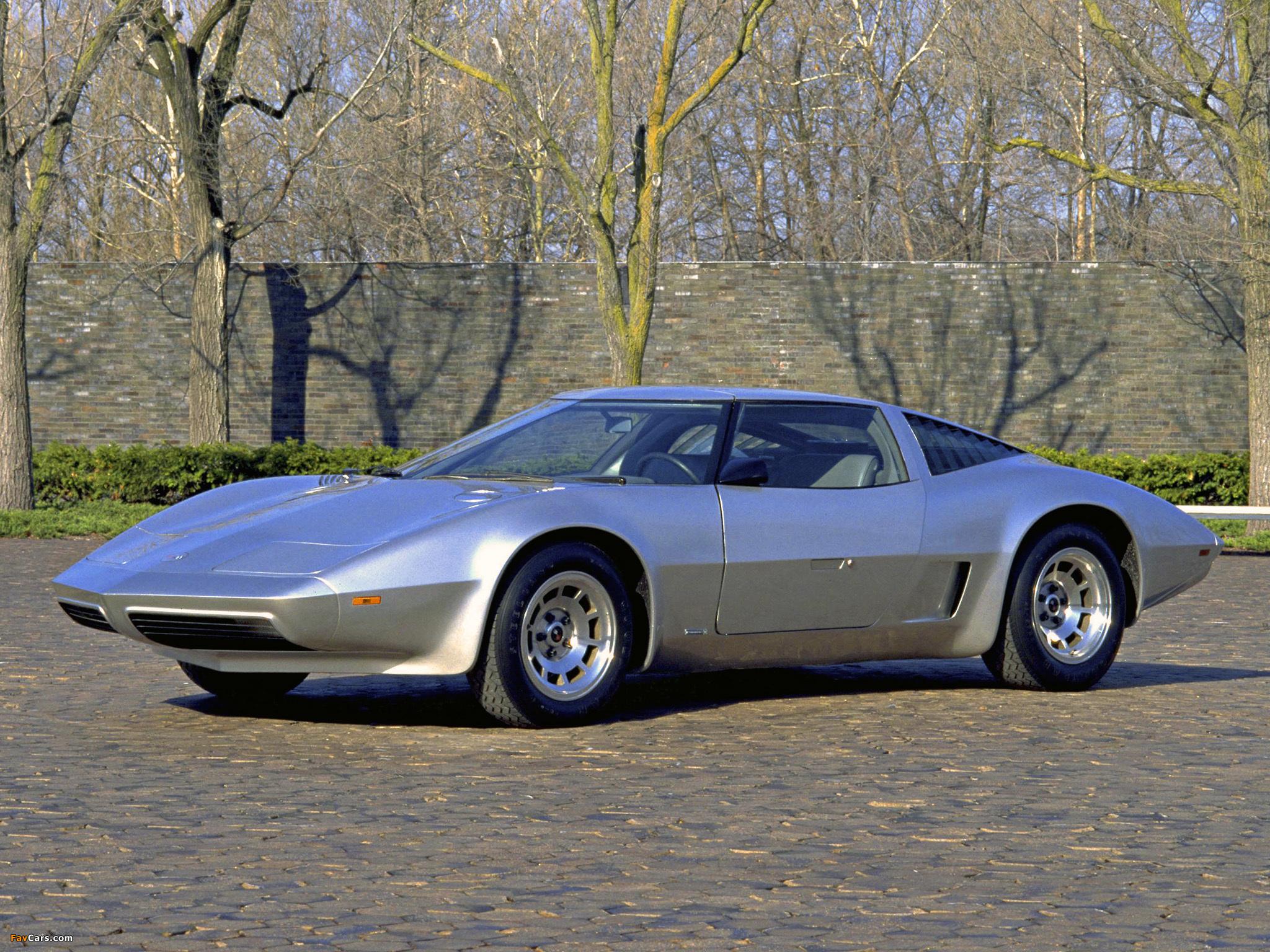 Images of Chevrolet Aerovette Concept 1976 (2048 x 1536)