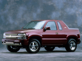Images of Chevrolet K5 Concept 2001