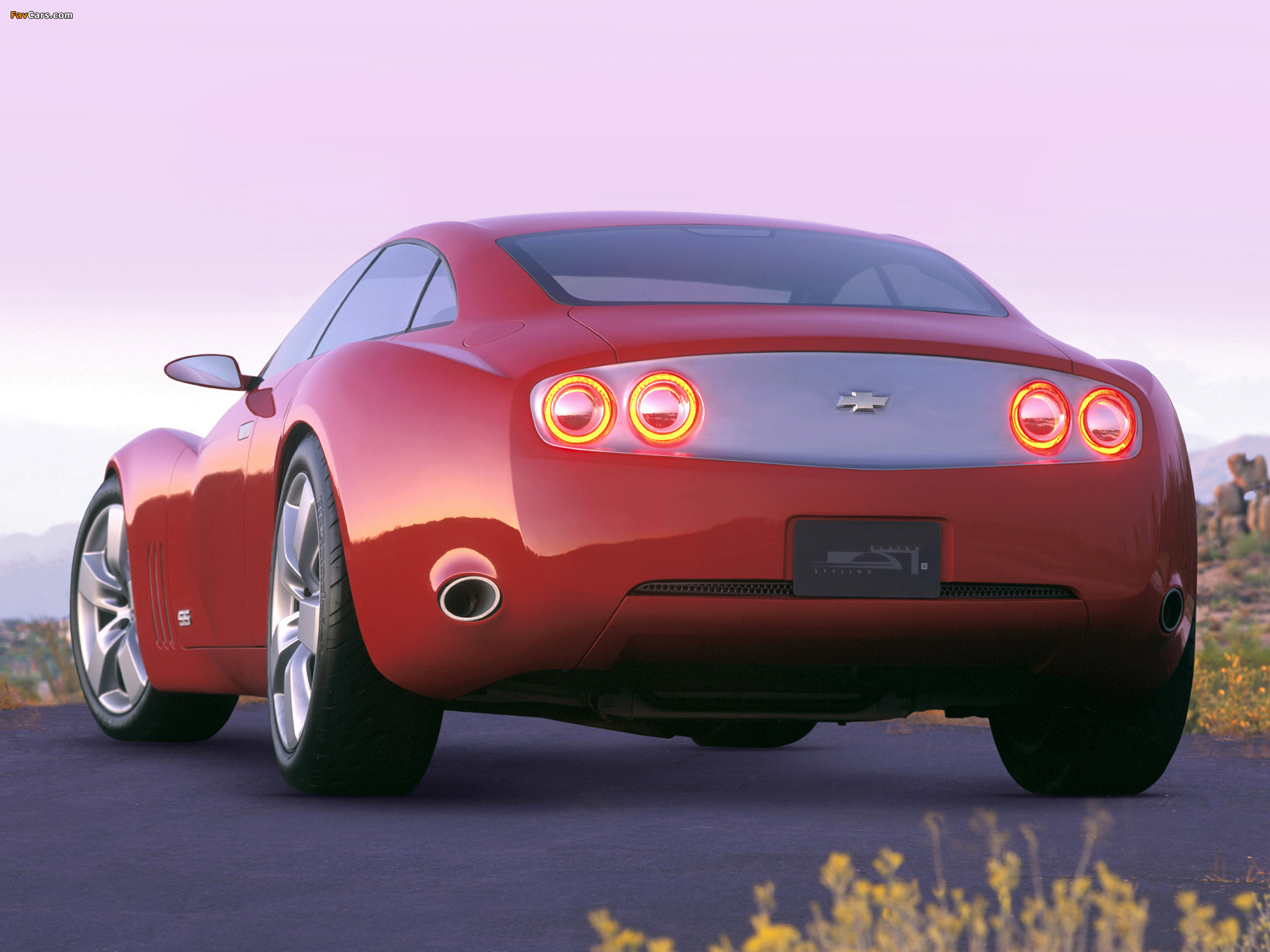 Images of Chevrolet SS Concept 2003 (2048 x 1536)