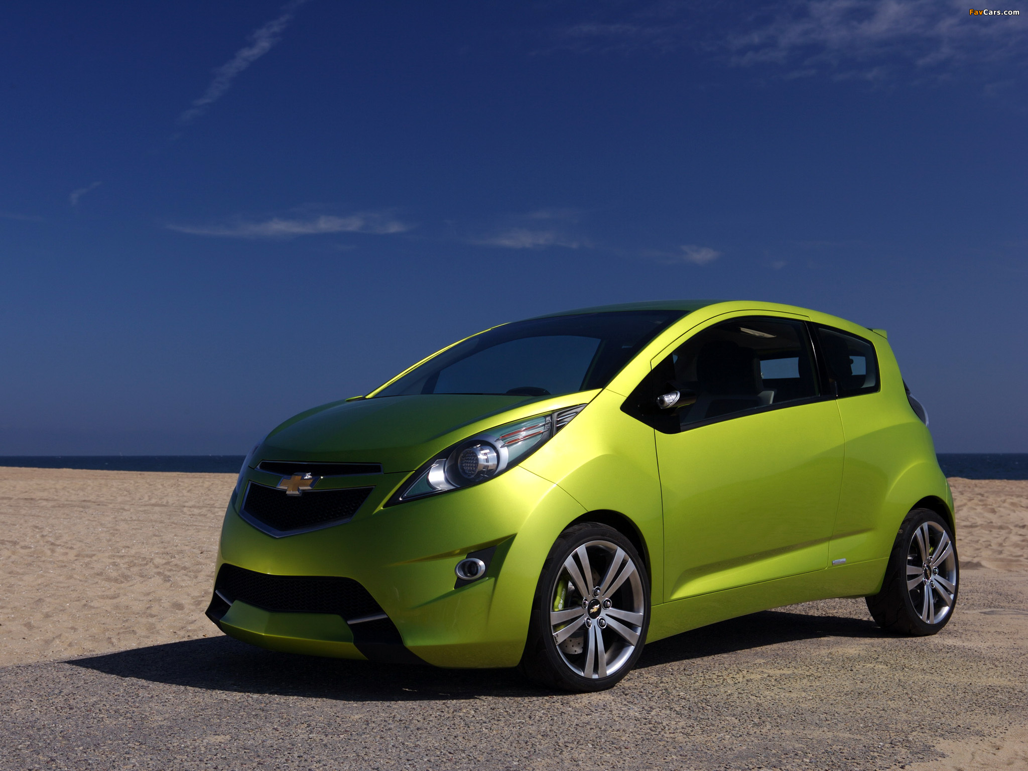 Images of Chevrolet Beat Concept 2007 (2048 x 1536)