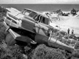 Photos of Albee Rolligon Transporter Prototype 1957