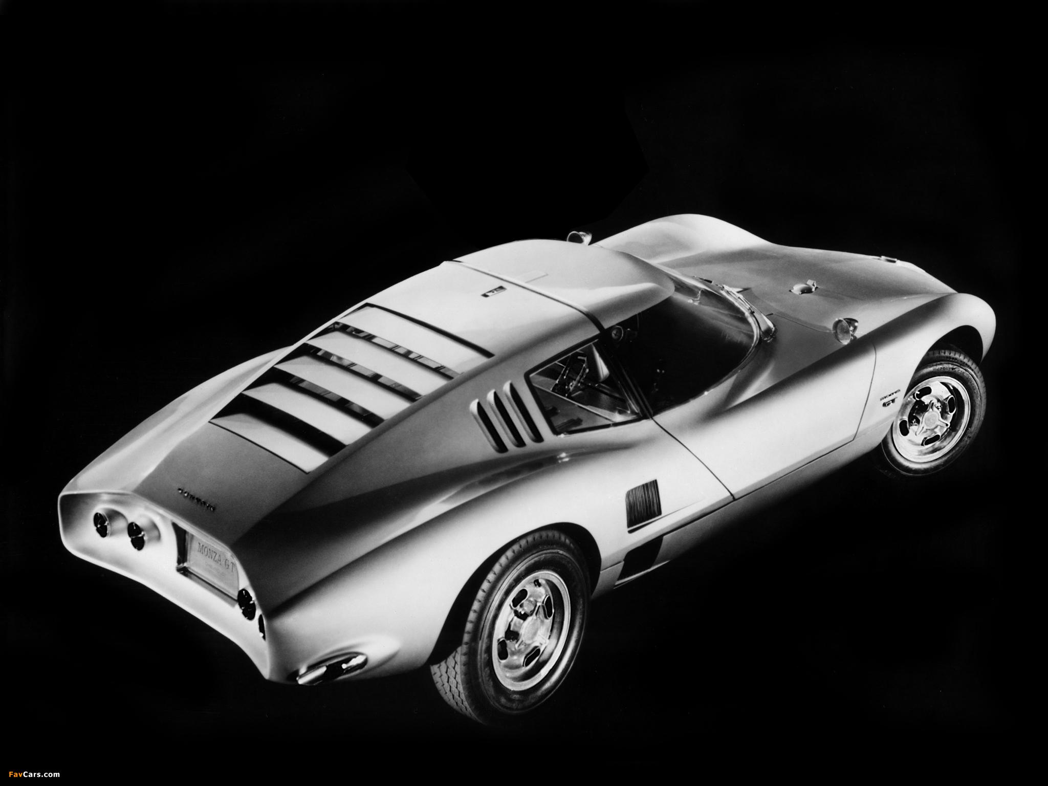 Photos of Chevrolet Corvair Monza GT 1962 (2048 x 1536)