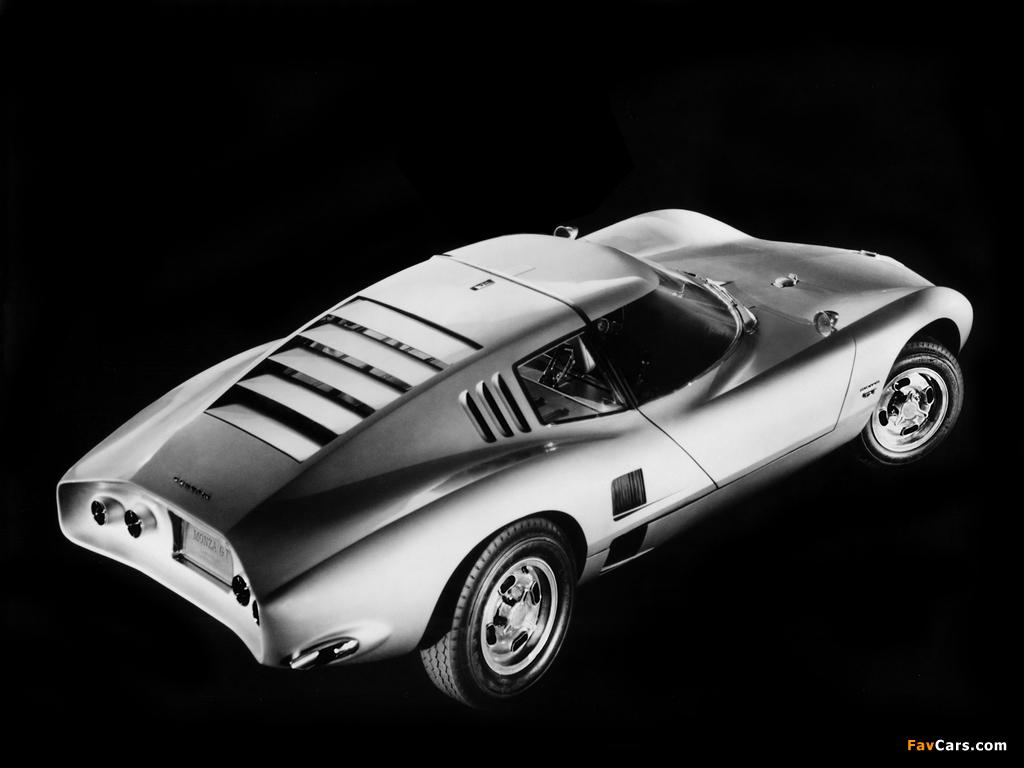 Photos of Chevrolet Corvair Monza GT 1962 (1024 x 768)