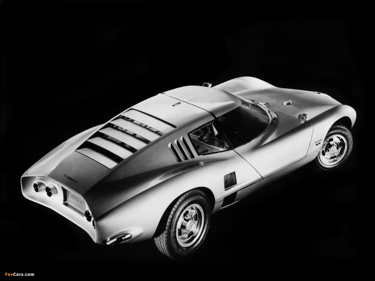 Photos of Chevrolet Corvair Monza GT 1962 (1280 x 960)
