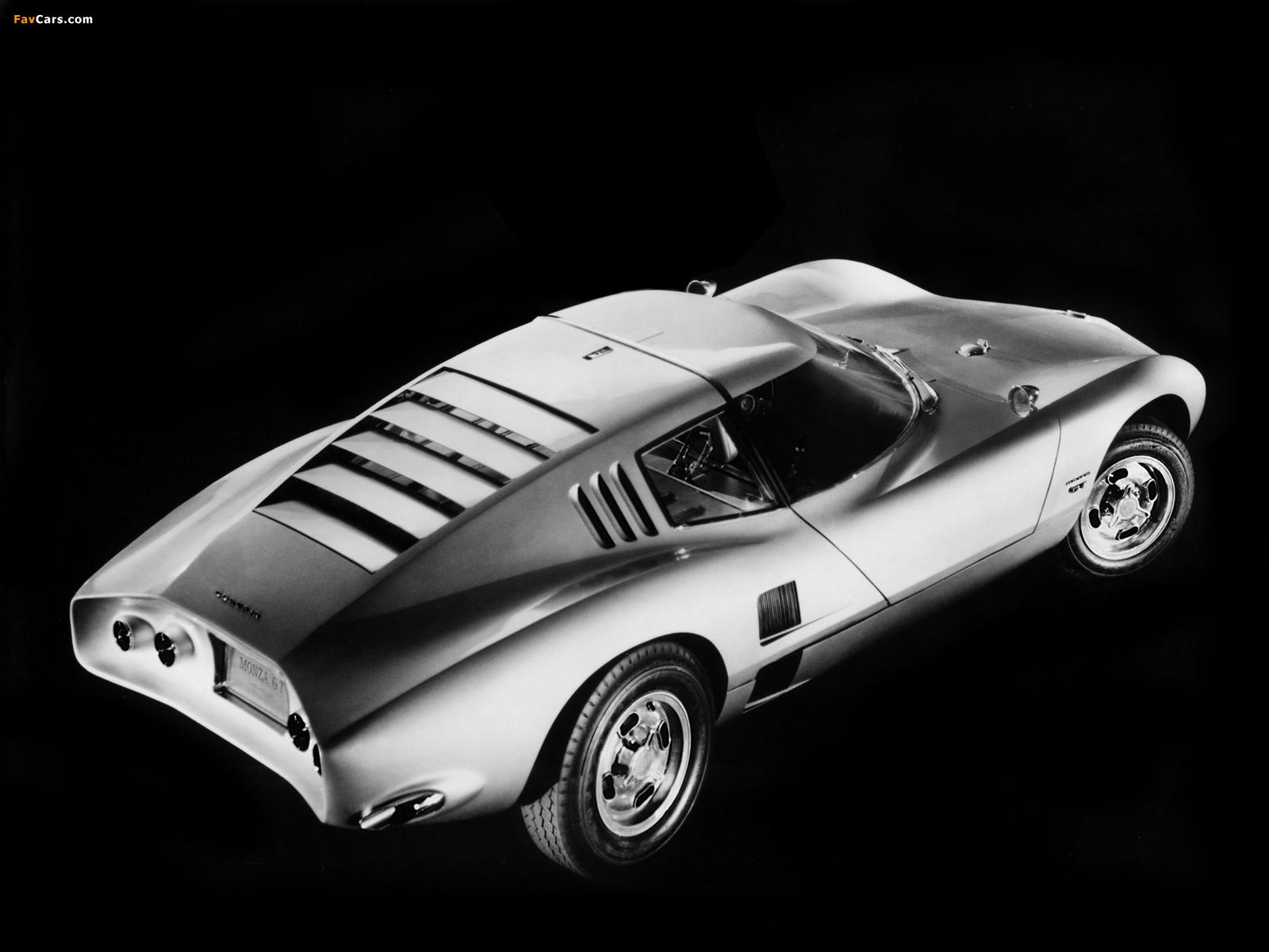 Photos of Chevrolet Corvair Monza GT 1962 (1600 x 1200)