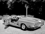 Photos of Chevrolet Corvair Super Spyder Concept Car 1962