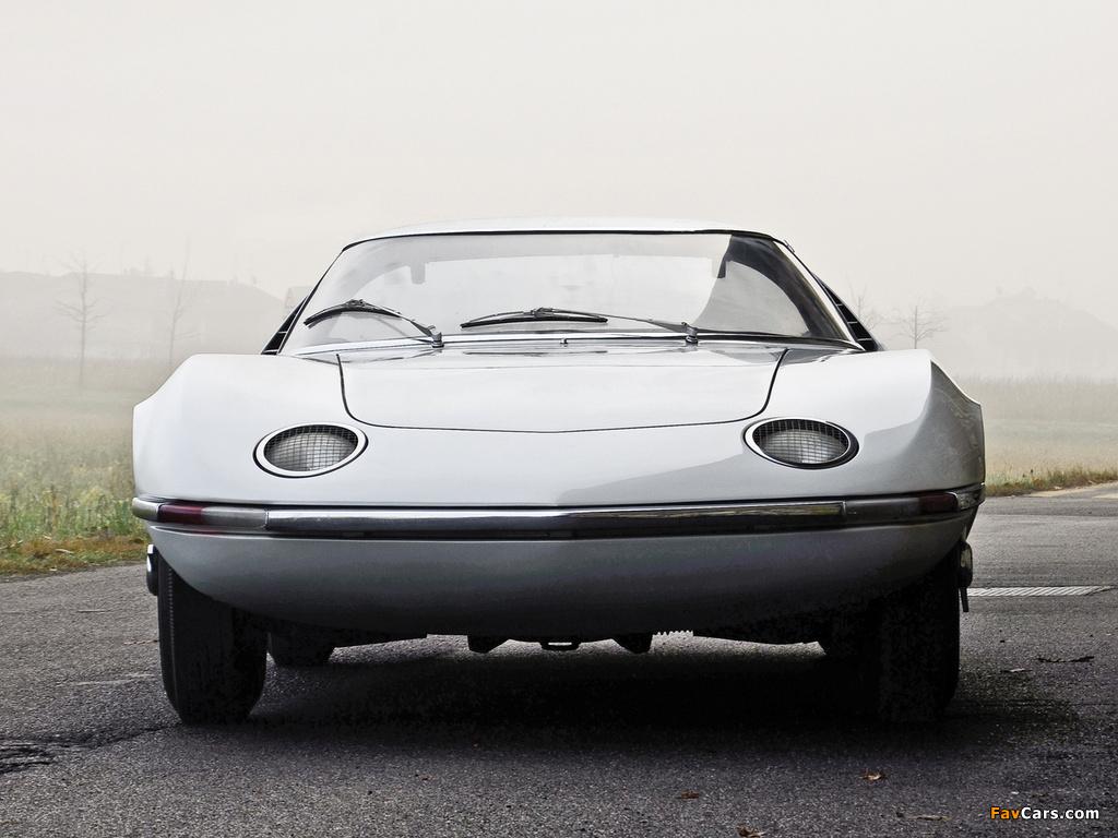Photos of Chevrolet Corvair Testudo 1963 (1024 x 768)