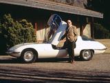 Photos of Chevrolet Corvair Testudo 1963