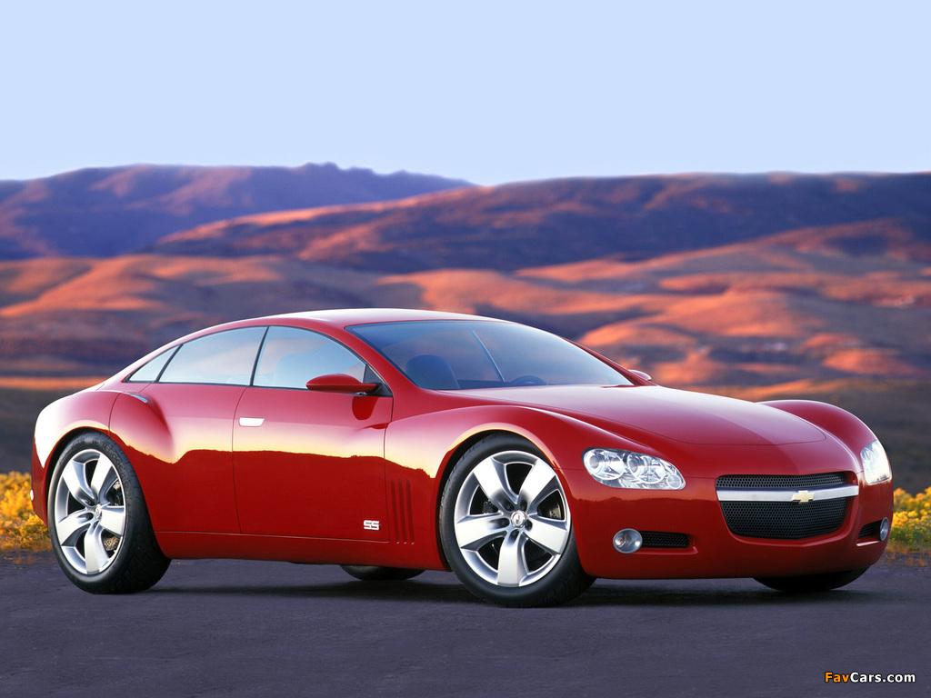 Photos of Chevrolet SS Concept 2003 (1024 x 768)