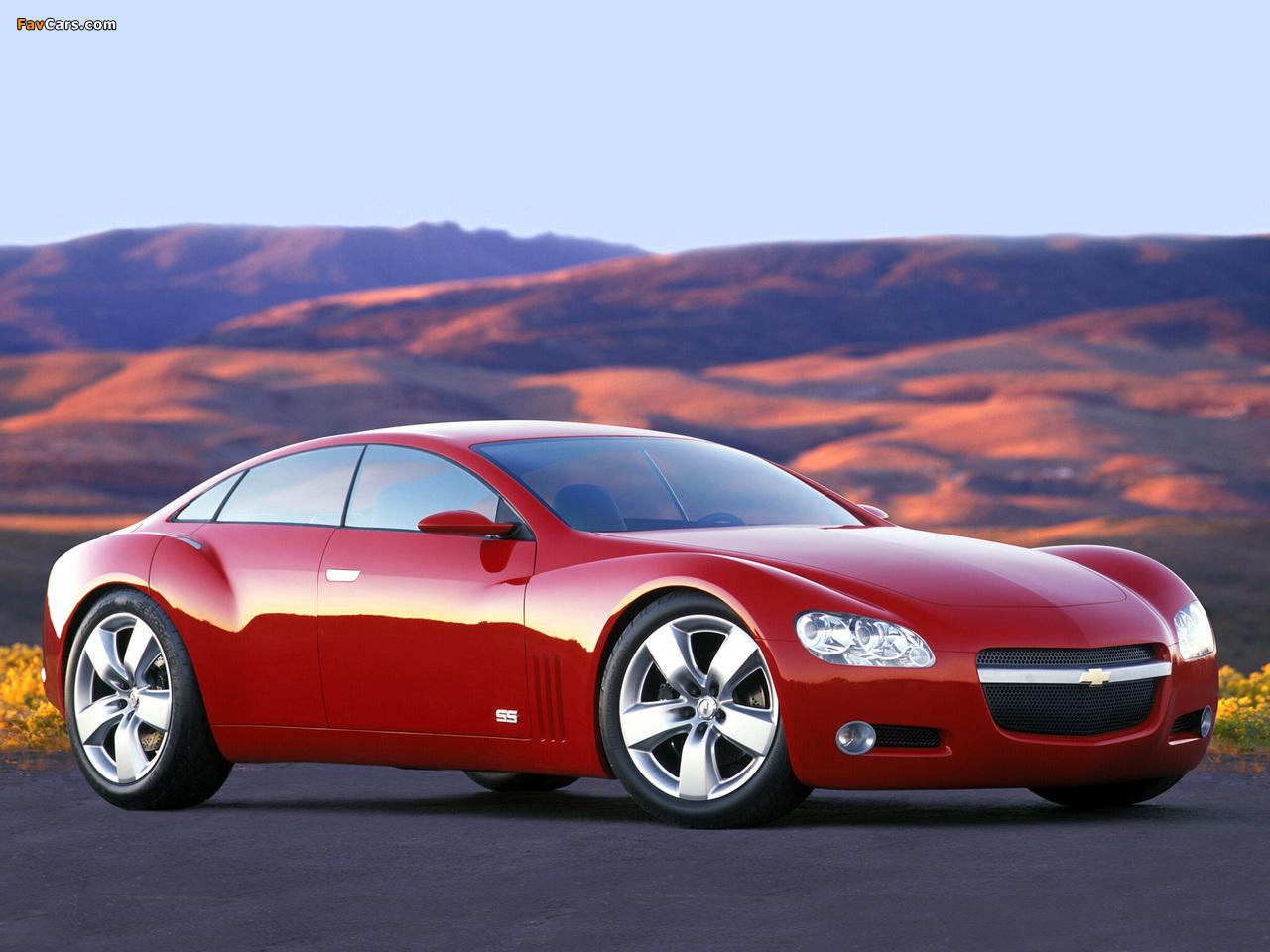 Photos of Chevrolet SS Concept 2003 (1280 x 960)