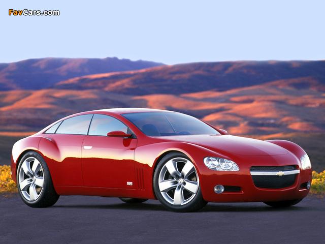 Photos of Chevrolet SS Concept 2003 (640 x 480)