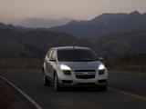 Photos of Chevrolet Sequel Concept 2006