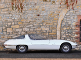 Pictures of Chevrolet Corvair Testudo Concept Car 1963