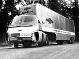 Pictures of Chevrolet Turbo Titan III Concept Truck 1966