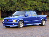 Pictures of Chevrolet S-10 V8 Xtreme Pickup 2003