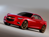 Pictures of Chevrolet Code 130R Concept 2012