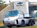 Chevrolet Turbo Titan III Concept Truck 1966 wallpapers