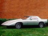 Chevrolet XP 898 Concept Car 1973 wallpapers