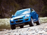 Chevrolet T2X Concept 2005 wallpapers
