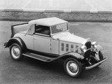 Chevrolet Confederate Convertible (21BA) 1932 images