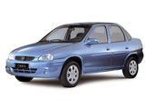 Chevrolet Corsa Sedan 1996–2003 pictures