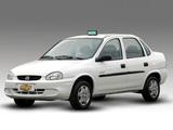 Images of Chevrolet Corsa Sedan Taxi 1996–2003